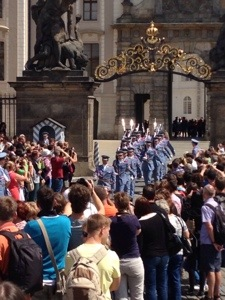 Changing the Guard - Prague