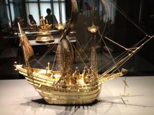 Model Battleship - still works!