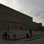 Entrance Pitti Palace -Saturday