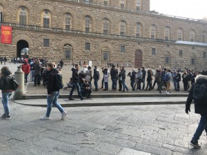 Pitti Palace - Sunday!