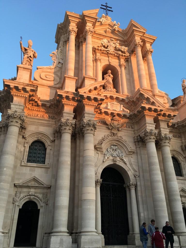 The Duomo - Syracusa