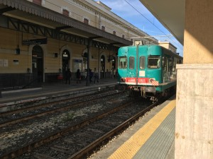 Train Station - Siracusa