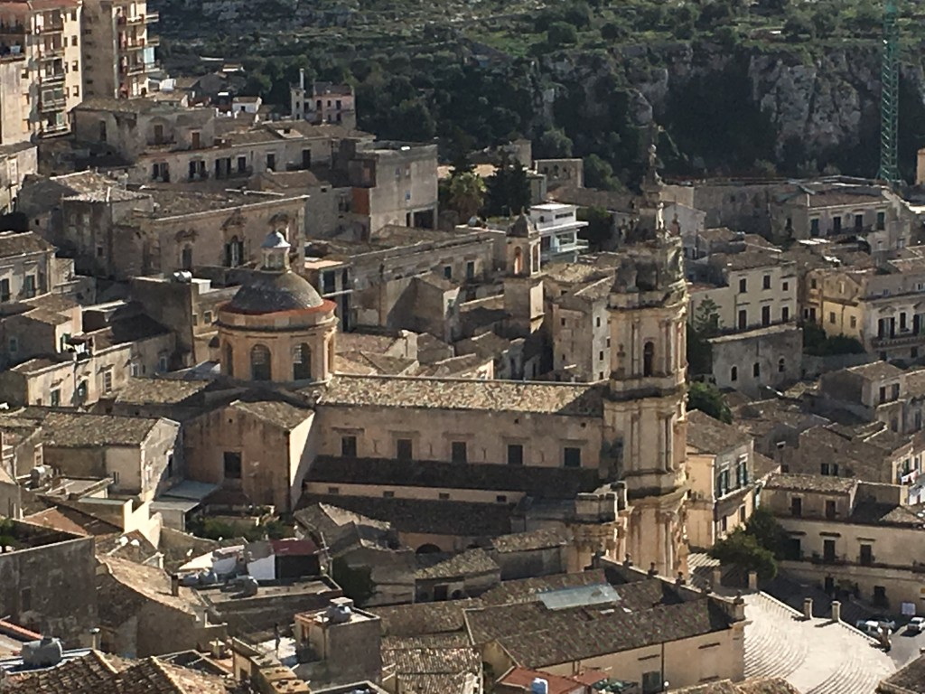Modica from Belevedere