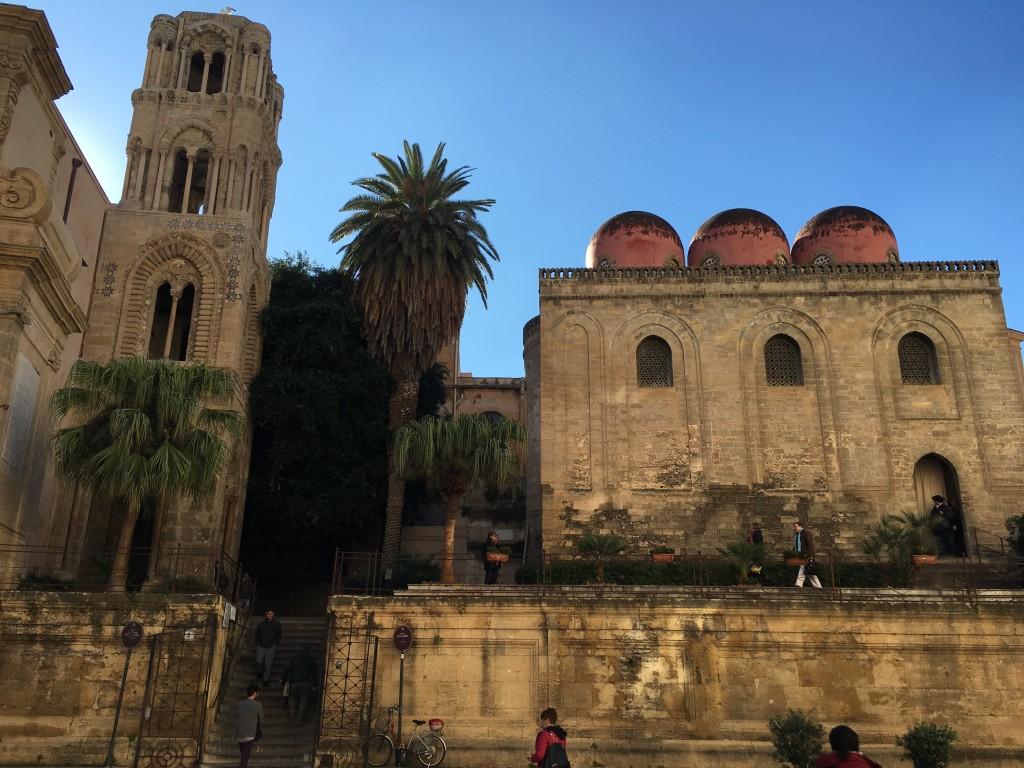 Santa Maria dell' Ammairaglio & San Giovanni degli Eremita