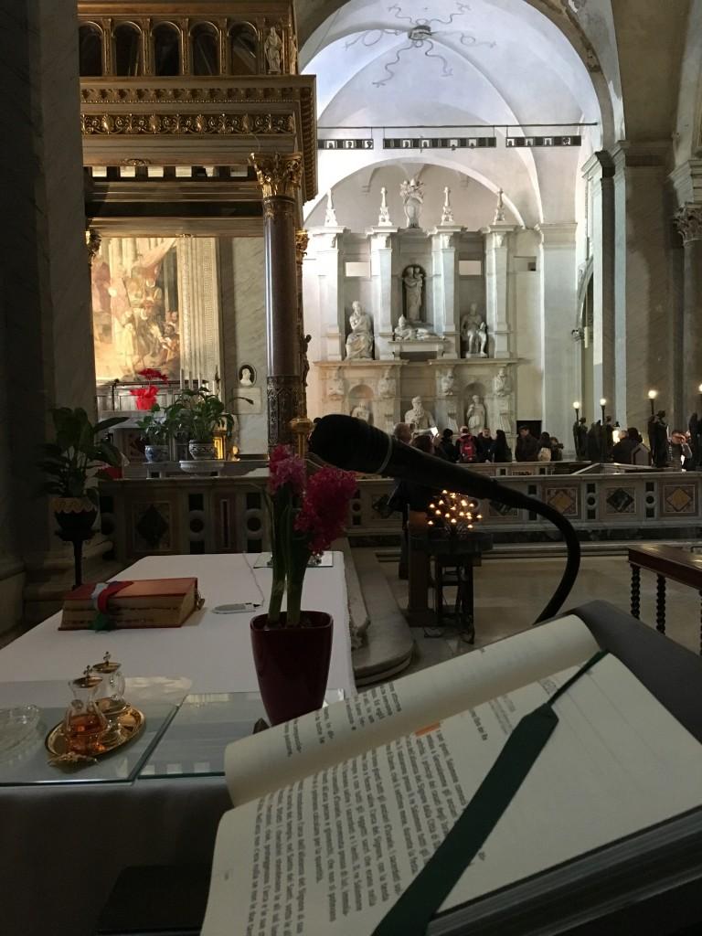 St Pietro in Vincole