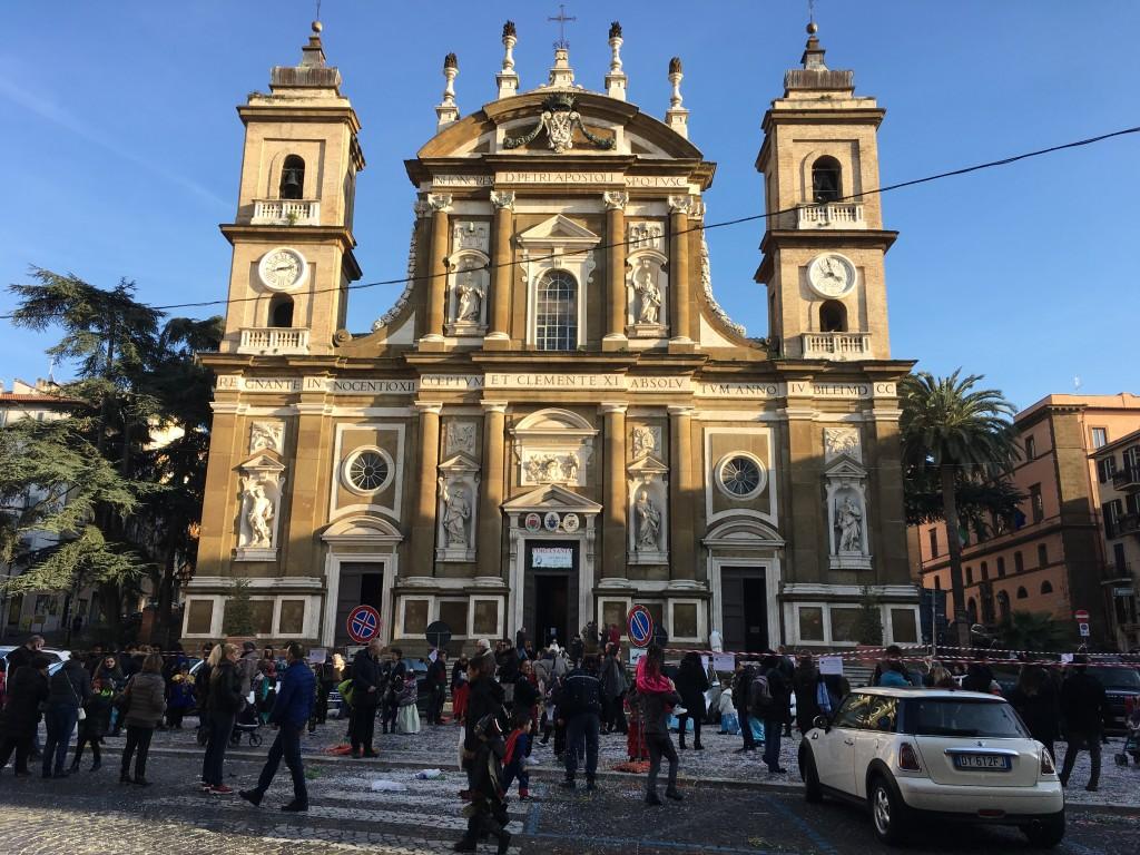 Duomo - Frascati