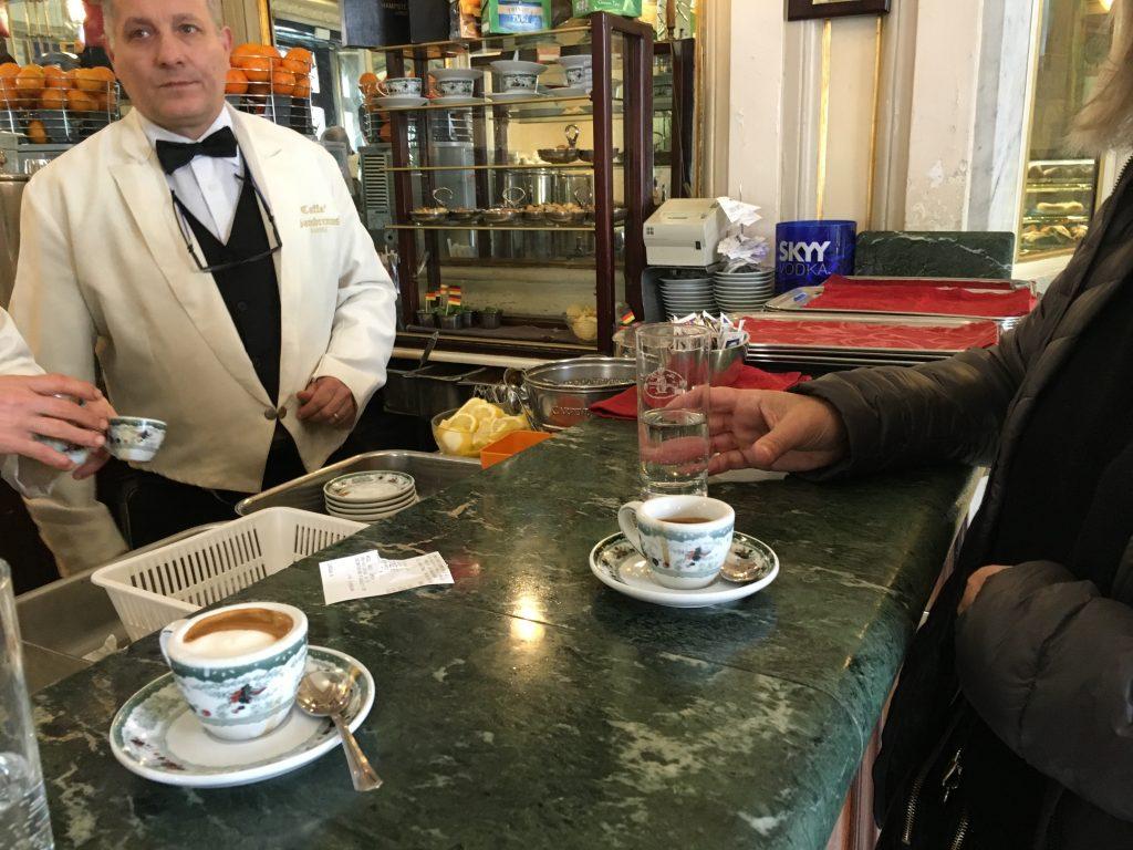 Gran Caffe Gambrinus -Naples
