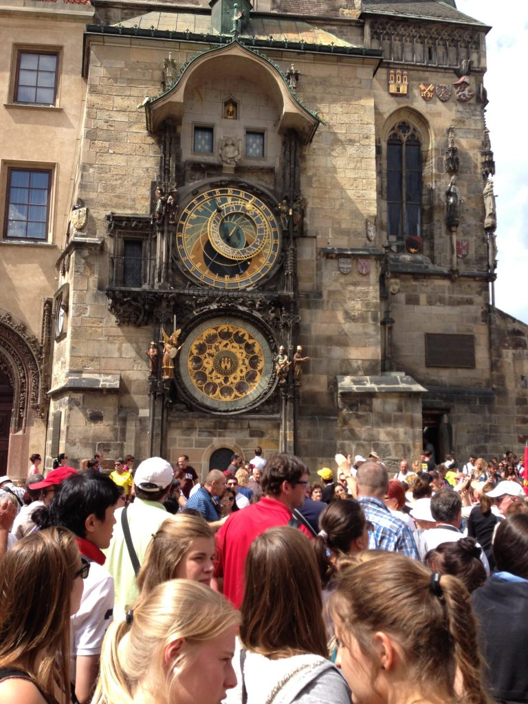 Old Town Hall & Astrological Clock - Prague